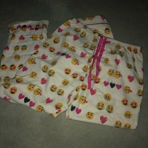 Other - Cotton Emoji PJs